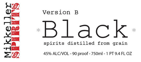 Mikkeller Spirits Black Version B 750ml