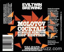 Evil Twin Molotov Simcoe 22oz