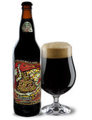 Mother Earth Autumn Seasonal Imperial Oatmeal Stout with Coconut 22oz