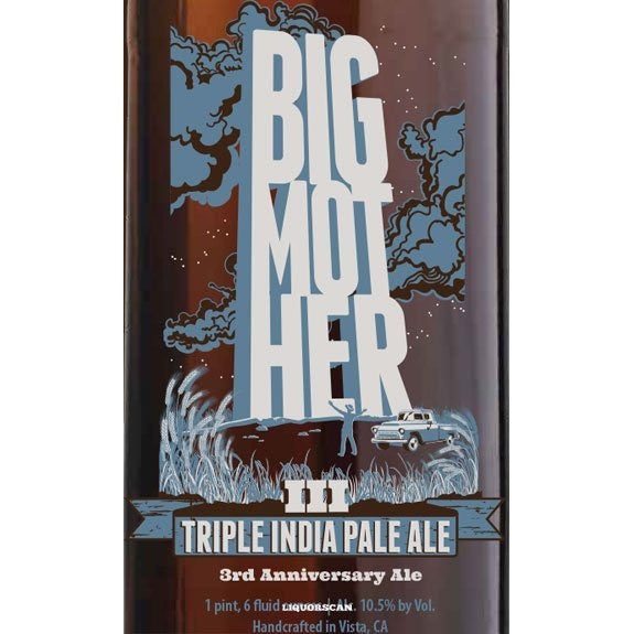 Mother Earth Big Mother Triple IPA
