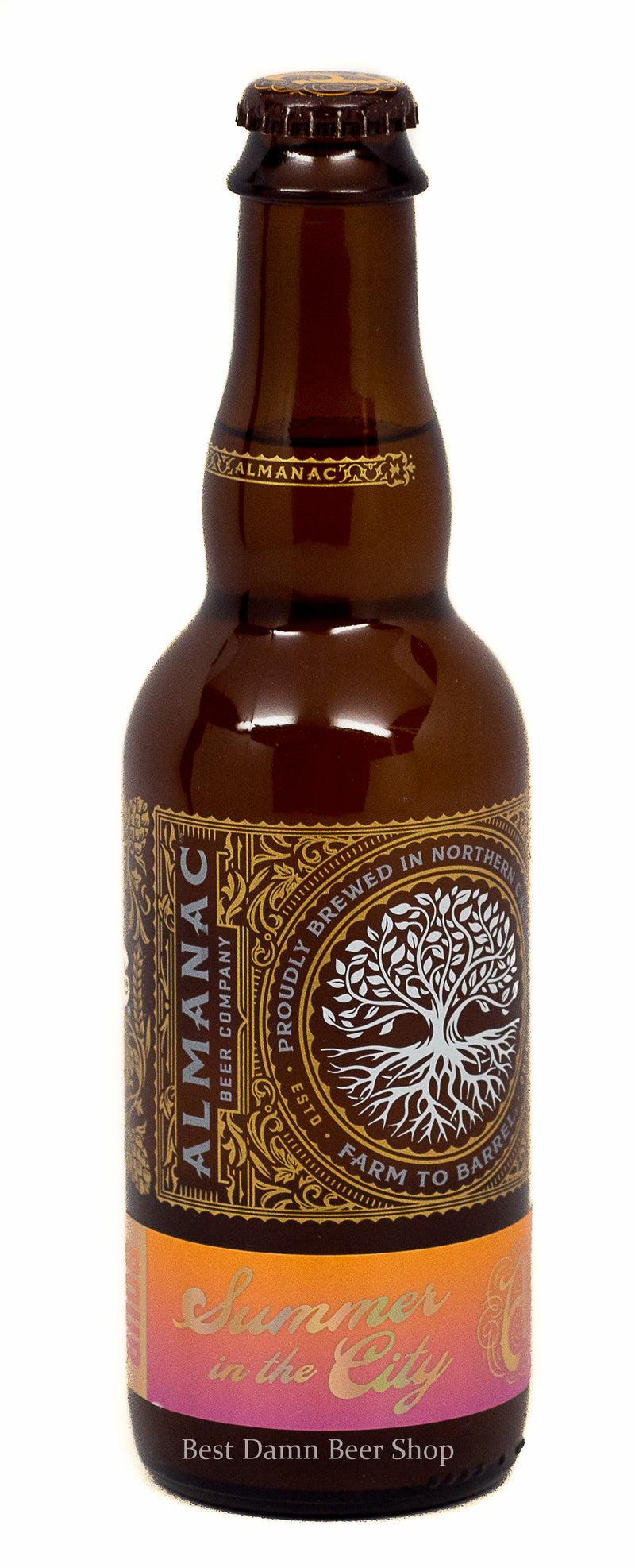 Almanac summer in the city 375ML