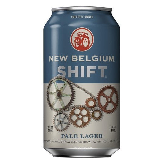 New Belgium Shift Pale Lager