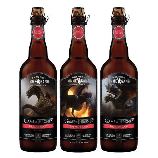 Ommegang Fire and Blood Red Ale