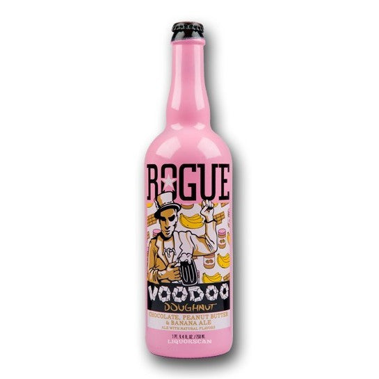 Rogue Voodoo Doughnut Chocolate, Peanut Butter & Banana Ale