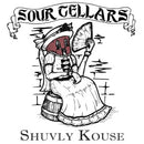 Sour Cellars Shuvly Kouse-red w/kotata blackberries 750ml