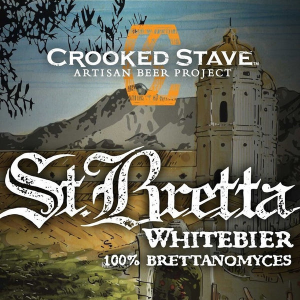 Crooked Stave St. Bretta Citrus Wildbier Autumn
