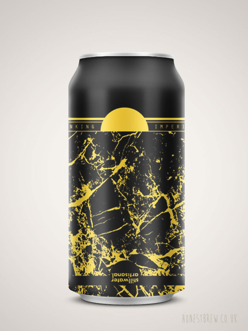 Stillwater Artisanal Ales Critical Thinking Imperial Stout 16oz CAN