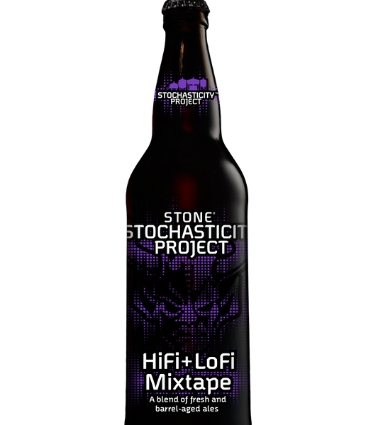 Stone Stochasticity Project: Hifi + Lofi MixTape 22oz