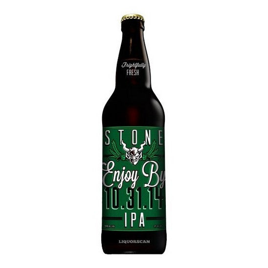 Stone Enjoy By 10.31.14 IPA