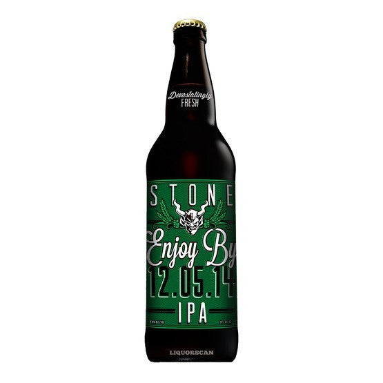 Stone Enjoy By 12.05.14 IPA