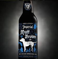 Stone Spotlight Series: Imperial Mutt Brown Ale 22oz