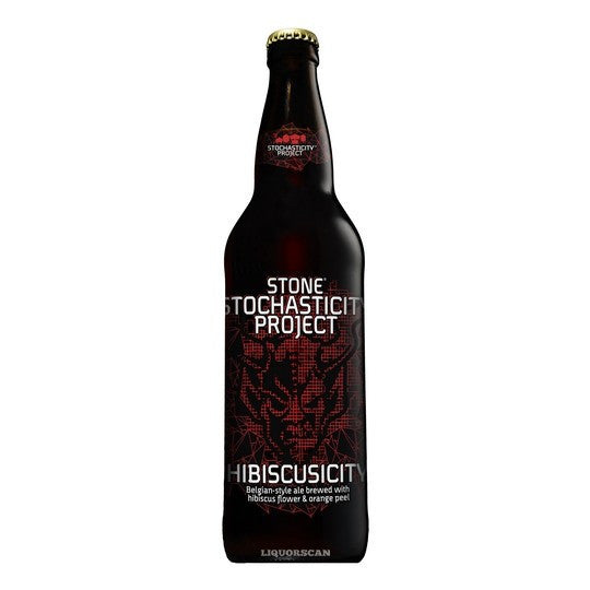 Stone Stochasticity Project Hibiscusicity Belgian Ale