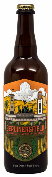 Dionysus Brewing Berlinersfield Apricot 750ml