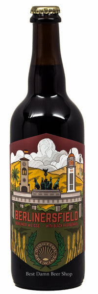Dionysus Brewing Berlinersfield w Black Raspberry 750ml