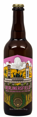 Dionysus Brewing Berlinersfield w Pink Guava 750ml