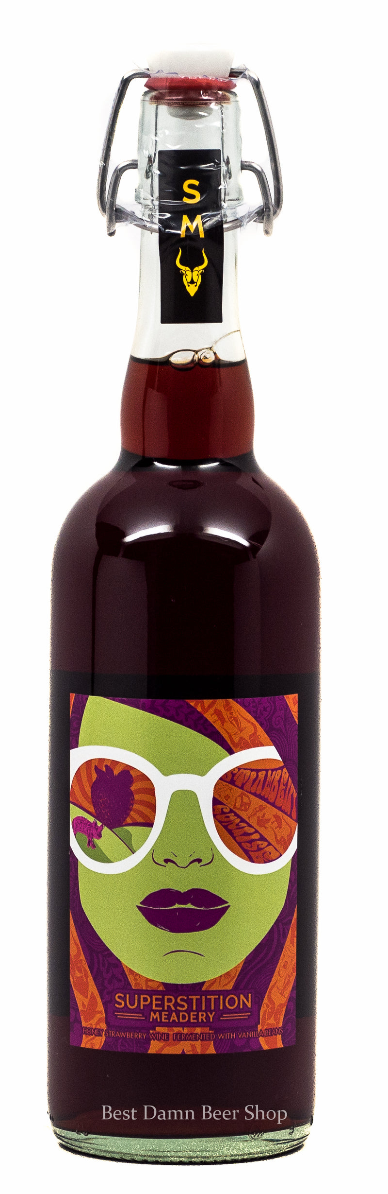 Superstition Meadery Strawberry Sunrise 750ml