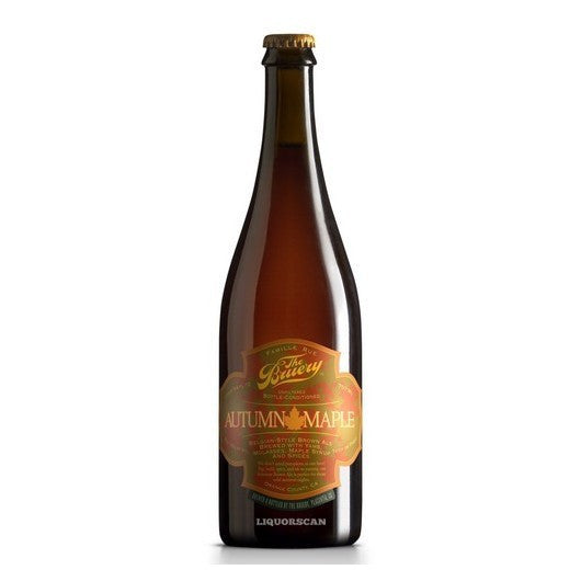 The Bruery Autumn Maple 750ml