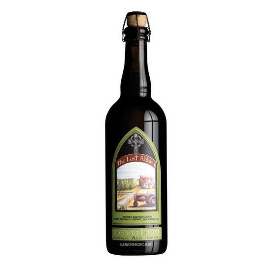 The Lost Abbey Devotion Ale