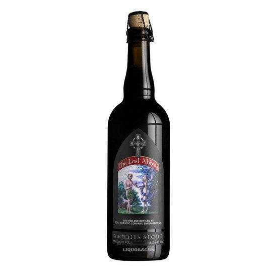 The Lost Abbey Serpents Stout 750ml
