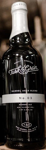 Saint Archer Tusk & Grain Barrel Aged Blend No. 03