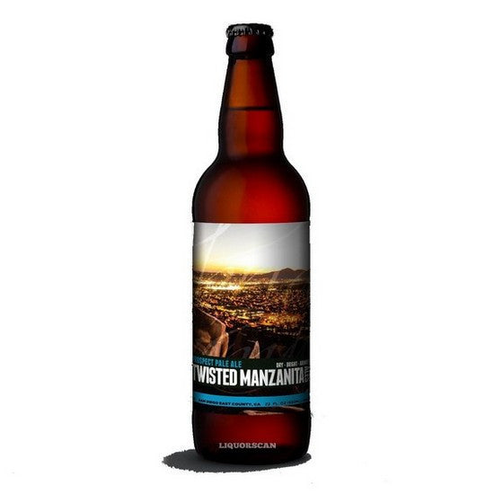 Twisted Manzanita Prospect Pale Ale
