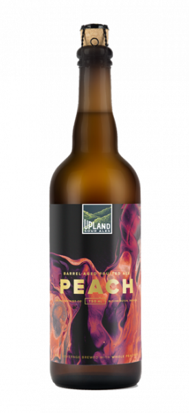 Upland PEACH 750ML LIMIT 1