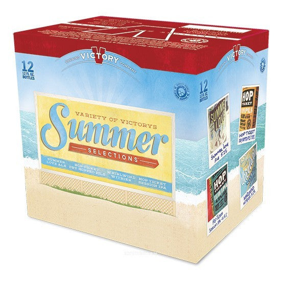 Victory Summer Selections Variety Pack