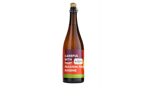 Beachwood Blendery Careful with that Passion Fruit, Eugene Fruited Lambic 750ml LIMIT 1 (Read Info)