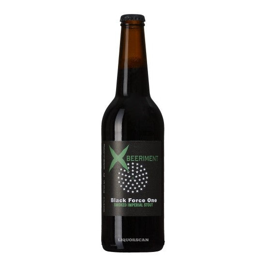 Xbeeriment Black Force One Smoked Imperial Stout