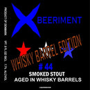 Xbeeriment Whiskey Barrel