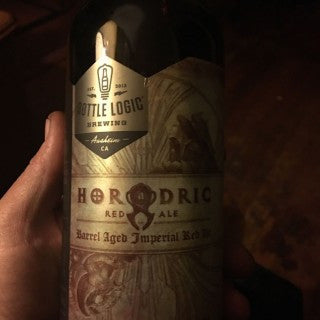 Bottle Logic Horadric Red Ale 500ml LIMIT 1