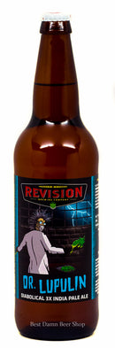 REVISION DR. LUPULIN TRIPLE IPA 22OZ LMT 2