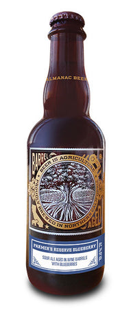 Almanac Blueberry 375ml No Limit