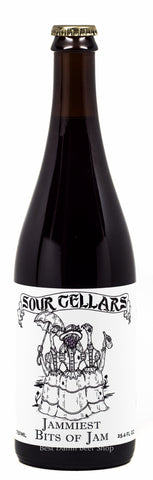 Sour Cellars Jammy Bits boysenberry 750ml