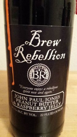 Brew Rebellion Peanut Butter and Raspberry Jelly