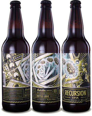 Bottle Logic Recursion 3.1 22oz