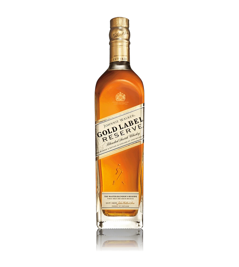 JOHNNIE WALKER GOLD BLENDED SCOTCH WHISKEY