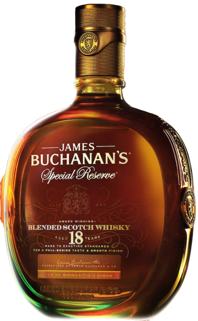 BUCHANANS 18 YR SPECIAL RESERVE BLENDED SCOTCH WHISKEY