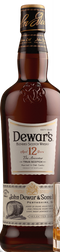 DEWARS 12 YEAR BLENDED SCOTCH WHISKEY