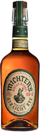 MICHTERS SINGLE BARREL KENTUCKY STRAIGHT RYE