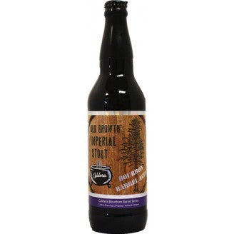 Caldera Old Growth Imperial Stout BOURBON AGED 22oz LIMIT 1