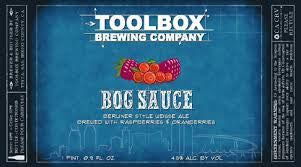 Toolbox Brewing Company Bog Sauce 500ml