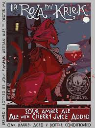 Jolly Pumpkin La Roja du Kriek 750ml LMT 1