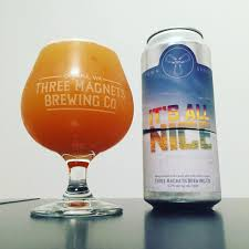 Three Magnets It's All Nice Hazy DIPA 16oz LIMIT 2