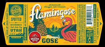Uinta Brewing Flamingose 22oz