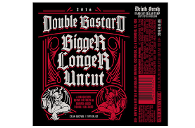 Stone Brewing Double Bastard Bigger Longer uncut 22oz