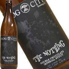 Smog City The Nothing Double Chocolate Imperial Stout 500ml