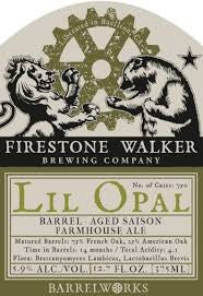 Firestone lil Opal 375ml LIMIT 1