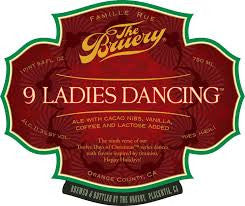 The Bruery 9 Ladies Dancing 750ml LIMIT 4