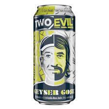 Evil Twin / Two Roads Geyser Gone 16oz CAN